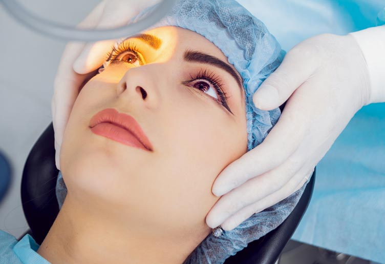 Ophthalmologie und Laser Center
